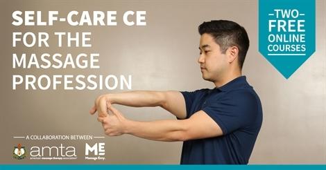 Self-Care CE for the Massage Profession