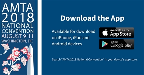 AMTA 2018 National Convention App