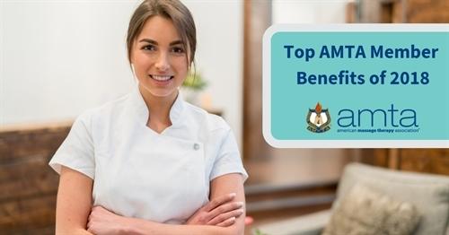 Top AMTA Member Benefits of 2018