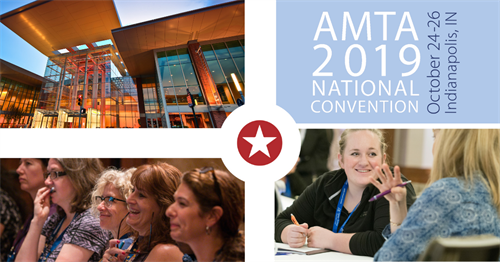 AMTA National Convention 2019 First Timers Tips